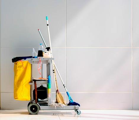 Limpieza colegios institutos Murcia